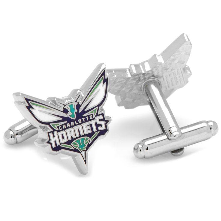 Charlotte Hornets Cufflinks