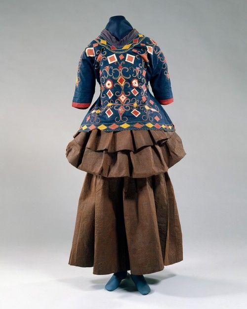 Indonesian ensemble via The Costume Institute of the Metropolitan Museum of Art