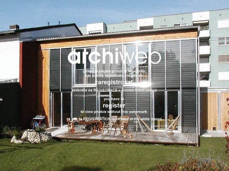 archiweb.cz - Pasivní dům Buttinger