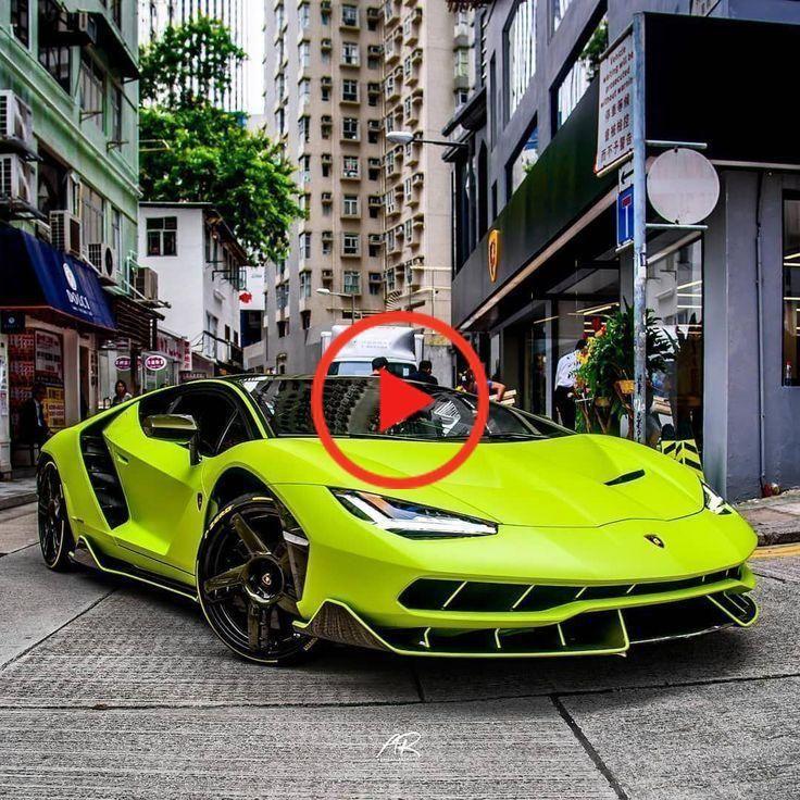 Centenario in 2020 Fast sports cars