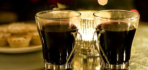Recipe: Delicious Mulled Wine from The Old Government House Hotel in #Guernsey. #mulledwine #drink #cocktail #bar