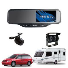 Stay safe on road with rear view camera from Neltronics. Choose among top models and avoid mishaps in parking lots and busy traffic areas with excellent rear.