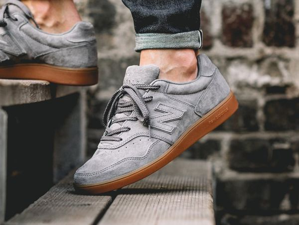 new balance 288 suede gris