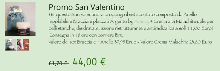 Avancy 2014/2015: Promo San Valentino