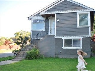 3 Bedroom Modern Home with a fenced yard, in Central Vancouver