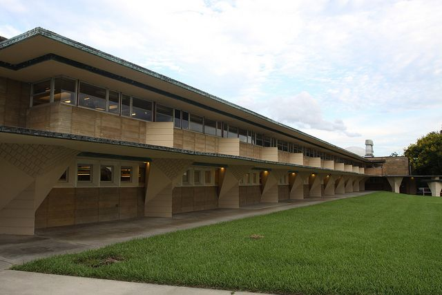 Polk County Science Building, Florida Southern College, Lakeland, FL | Flickr - Photo Sharing!