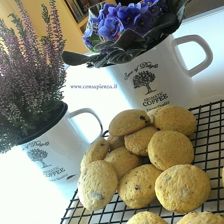 Making cranberries scones - Tea party #consapienza