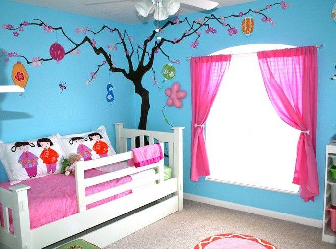 Renkli çocuk odaları dekorasyon fikirleri - http://hayalinizdekidekorasyon.com/renkli-cocuk-odalari-dekorasyon-fikirleri