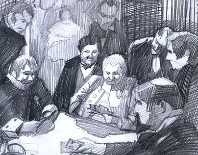 """Check out new work on my @Behance portfolio: """"Sketches"""" http://be.net/gallery/38445081/Sketches"""
