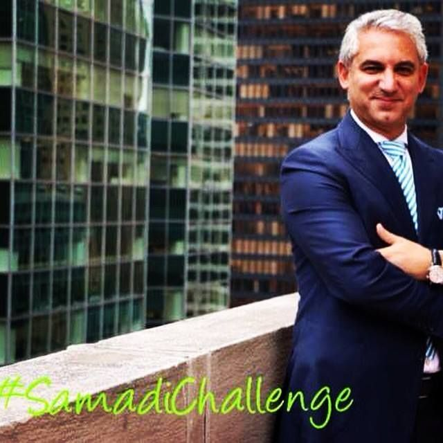 Are you up for the #SamadiChallege? #Womenforprostatehealth #menshealth #health #awareness #prevention  SHARE! — with Dr David B Samadi in New York, New York.