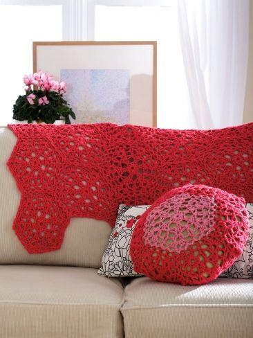 131 best images about Crochet Pillows on Pinterest Free pattern, Crochet cu...