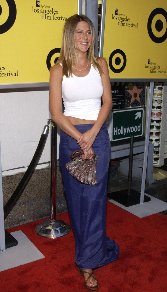 12 Throwback Jennifer Aniston Looks We Are Still Obsessed With Today