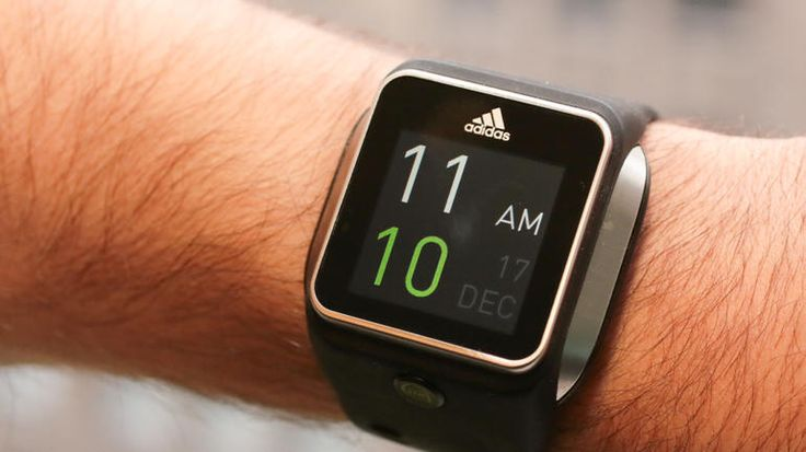 Adidas MiCoach Smart Run wants to work out with Spotify - CNET