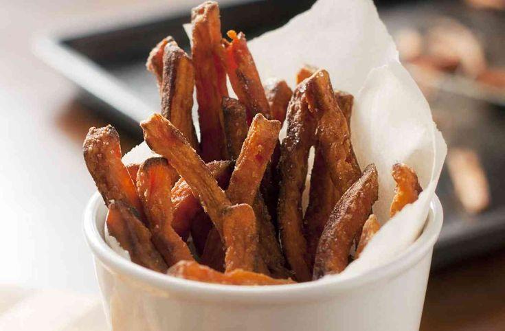 Sweet Potato Chips -  - https://www.lenards.com.au/recipes/sweet-potato-chips/