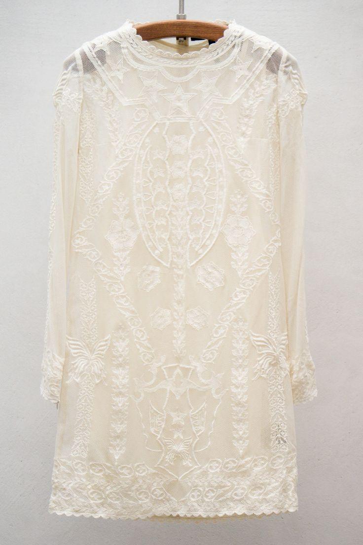 Isabel Marant Lace Dress
