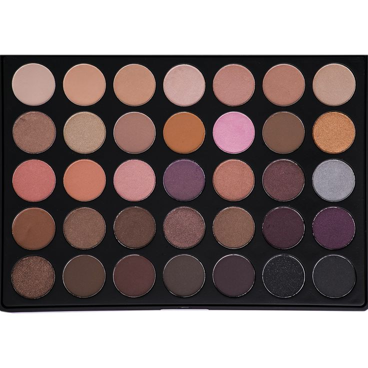Morphe Brushes: WARM PALETTE eyeshadow 35N Matte. These are VERY similar to MAC eyeshadows and only $2 per shadow!!!
