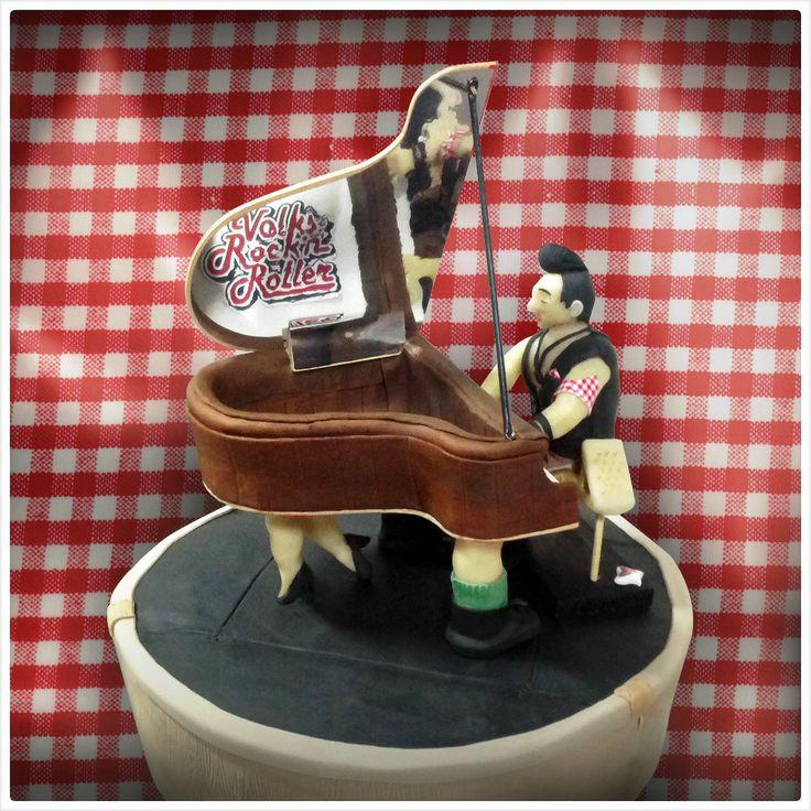 Andreas Gabalier Cake