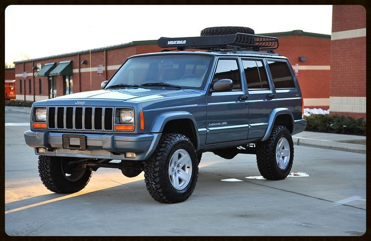 2001 Jeep Cherokee Parts Diagram