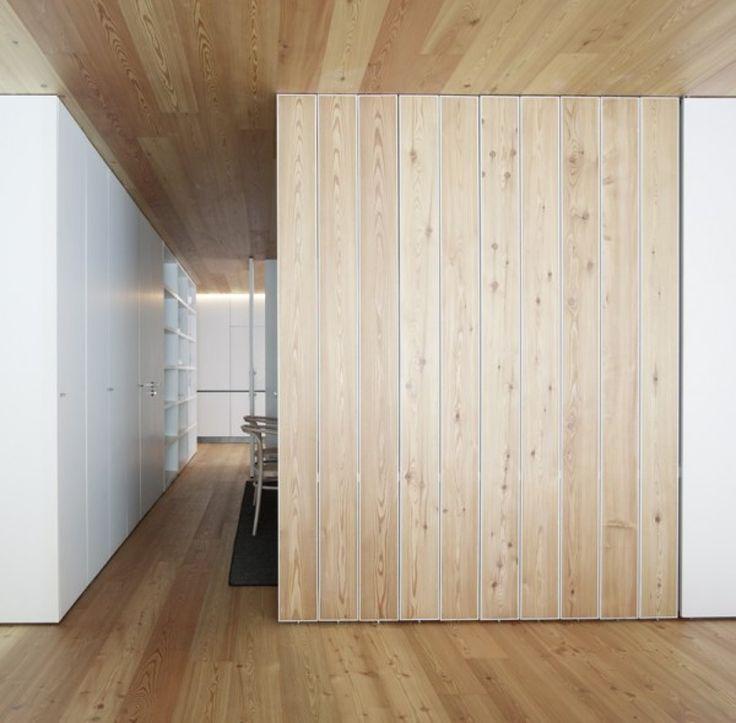 M s de 25 ideas incre bles sobre puertas acordeon en - Puertas acordeon madera ...
