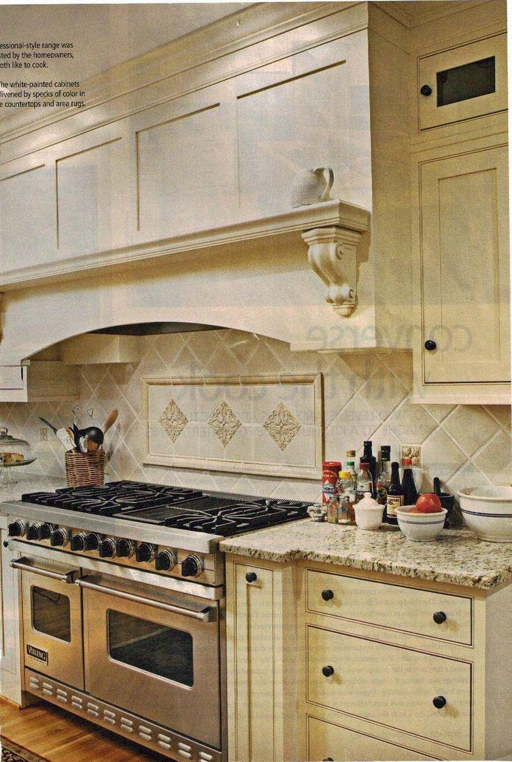 Kitchen Backsplash Ideas With Cream Cabinets: 16 Best Images About Ceramic On Pinterest