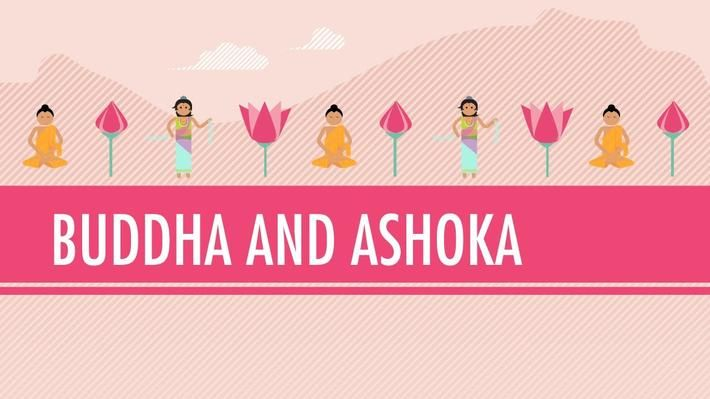 John Green relates a condensed history of India, post-Indus Valley Civilization. John explores Hinduism and the origins of Buddhism. He also gets into the reign of Ashoka, the Buddhist emperor who, in spite of Buddhism's structural disapproval of violence, managed to win a bunch of battles.Find more videos from Crash Course at our collection page here.