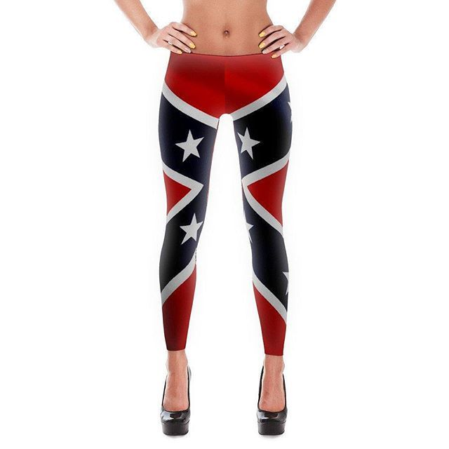 Who needs some leggings? 5.99 Confederate Flags for sale at rebelfourlife.com