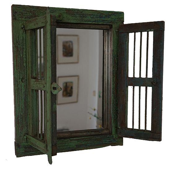 raam-spiegel-terena-groen-usi-maison