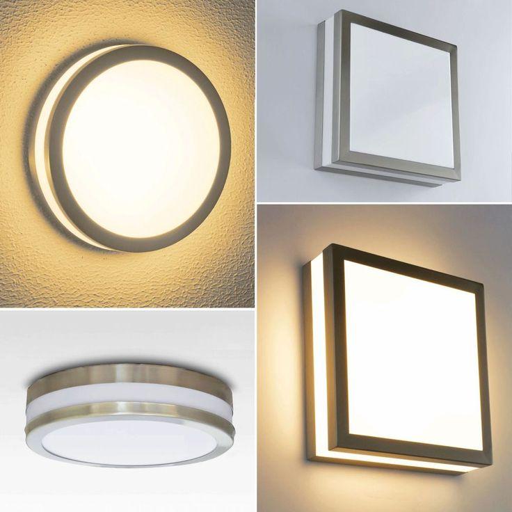 !! Wand-Deckenleuchte Außenwandleuchte Aussenleuchte Lampe Wandleuchte Decke LED in Heimwerker, Lampen & Licht, Außenleuchten   eBay!