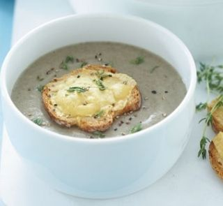 Mixed mushroom soup | Healthy Food Guide