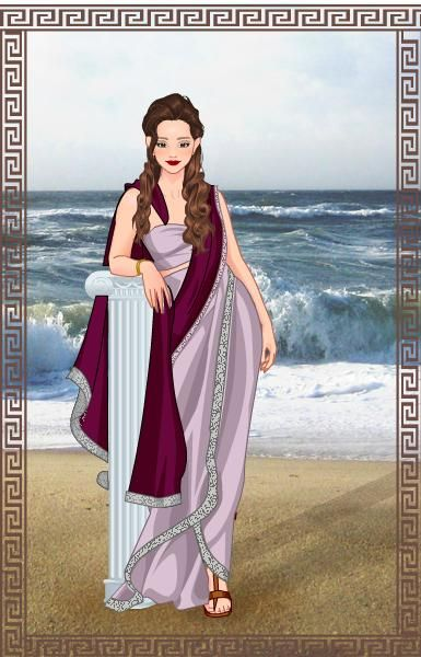 Jori greek goddess style