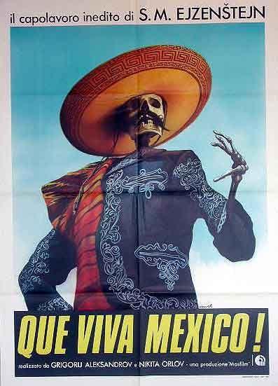 La Peli de la Semana: ¡Que viva México! (1932)