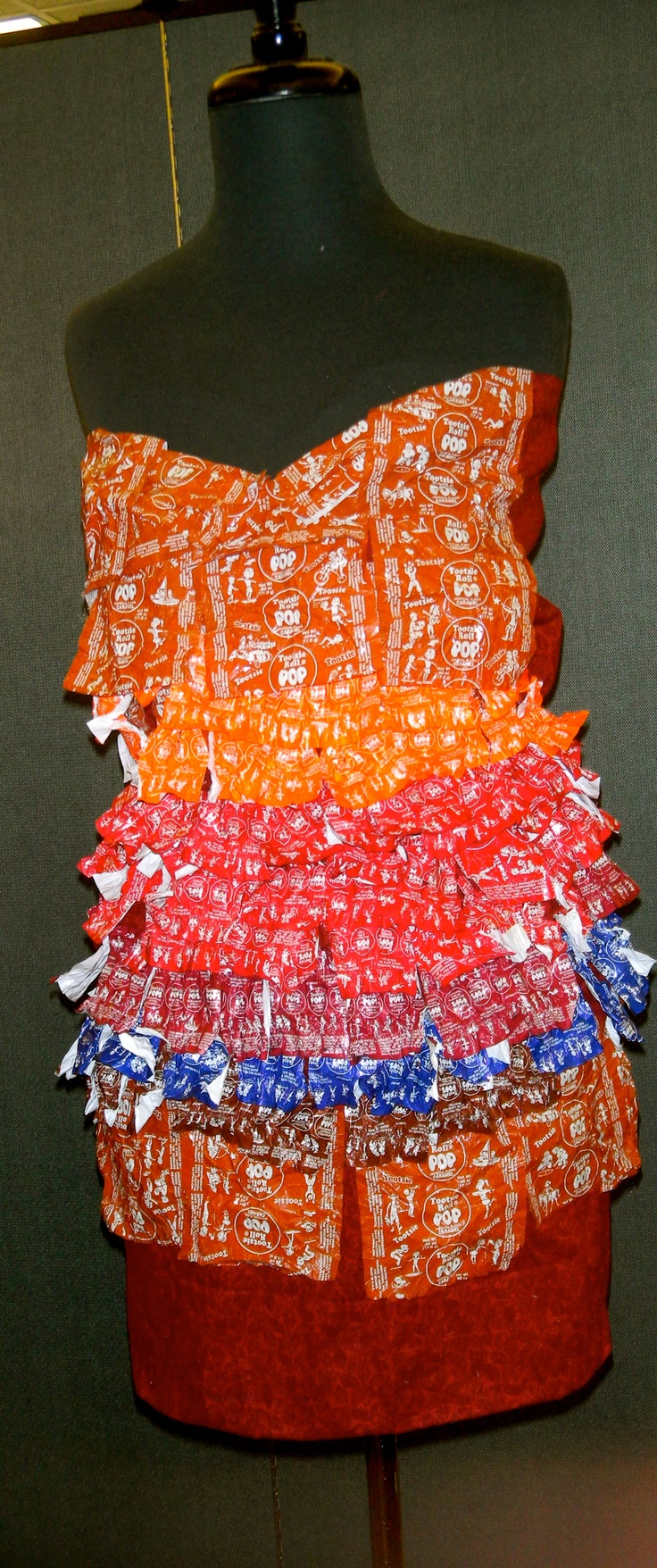 17 Best images about Trashion Fashion on