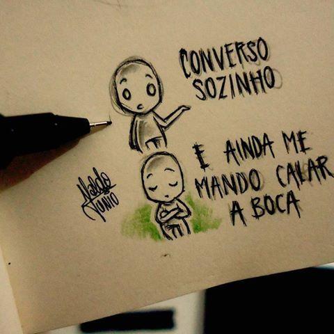 Tony ✌ Minha tag compartilhe por favor  #1garotosolitario Outras tags #umgarotosolitario  #desenhosdeumgarotosolitario