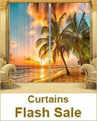 Curtain Flash Sale