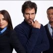 Still of Rachael Leigh Cook, Eric McCormack and Arjay Smith in Perception