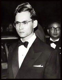 "His Majesty, King Bhumibol Adulyadej, King of Thailand. ""Long Live The King"""