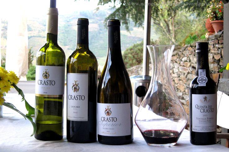 Quinta do Crasto Wines, Douro, Portugal.