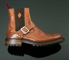 *Ltd Edition* Norton Hannibal - Hybrid Motorcycle Boot