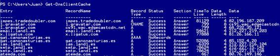 Test-NetConnection y otros comandos de Powershell para IP - diazantuna.es