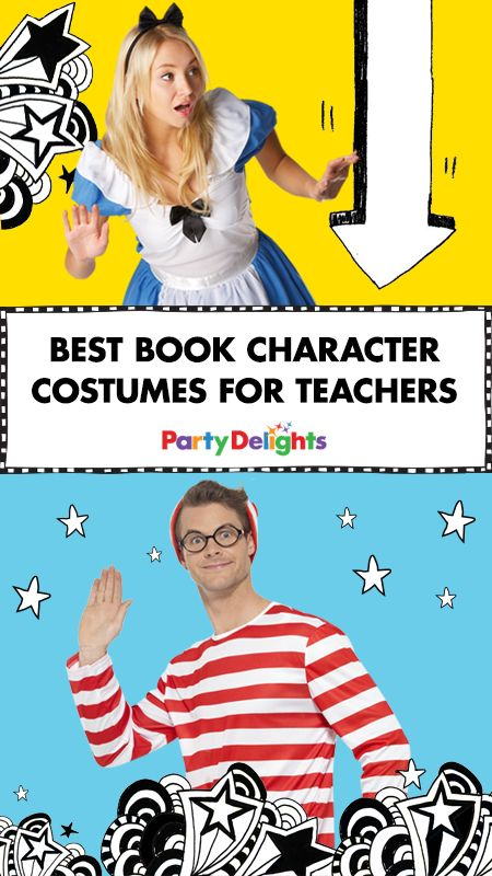Looking for good World Book Day costumes for teachers? Read our round-up of the best book character costumes for teachers and visit our blog for dozens more World Book Day costume ideas!
