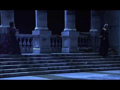 Battle scene: Jose Cura vs Dmitri Hvorostovsky (Il trovatore)