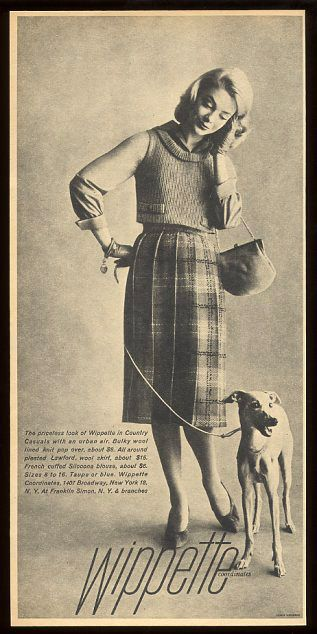 Old Whippet Ad