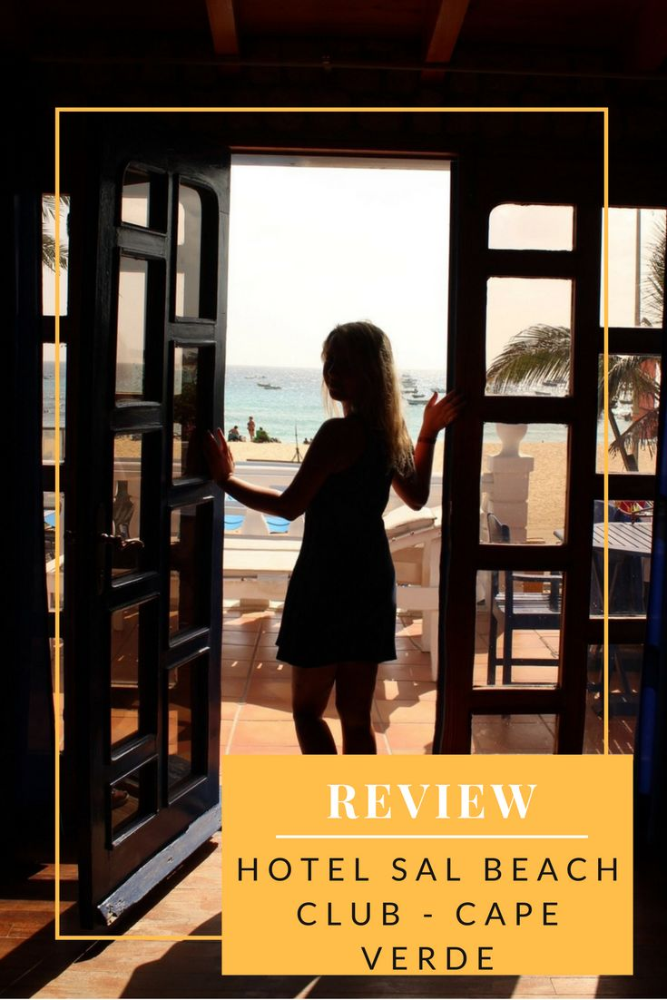 Hotel Sal Cape Verde West Africa