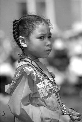 choctaw woman