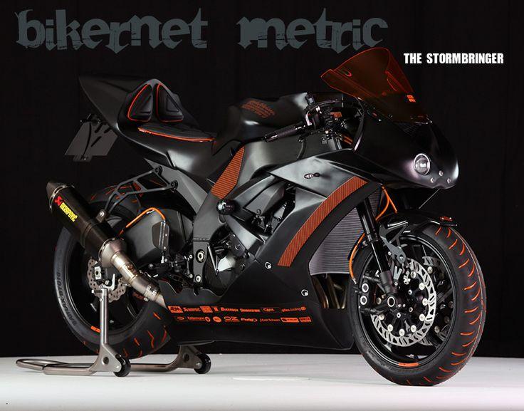 asphaltfighters stormbringer Motorcycle, Concept