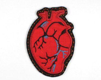 anatomisch hart – Etsy NL