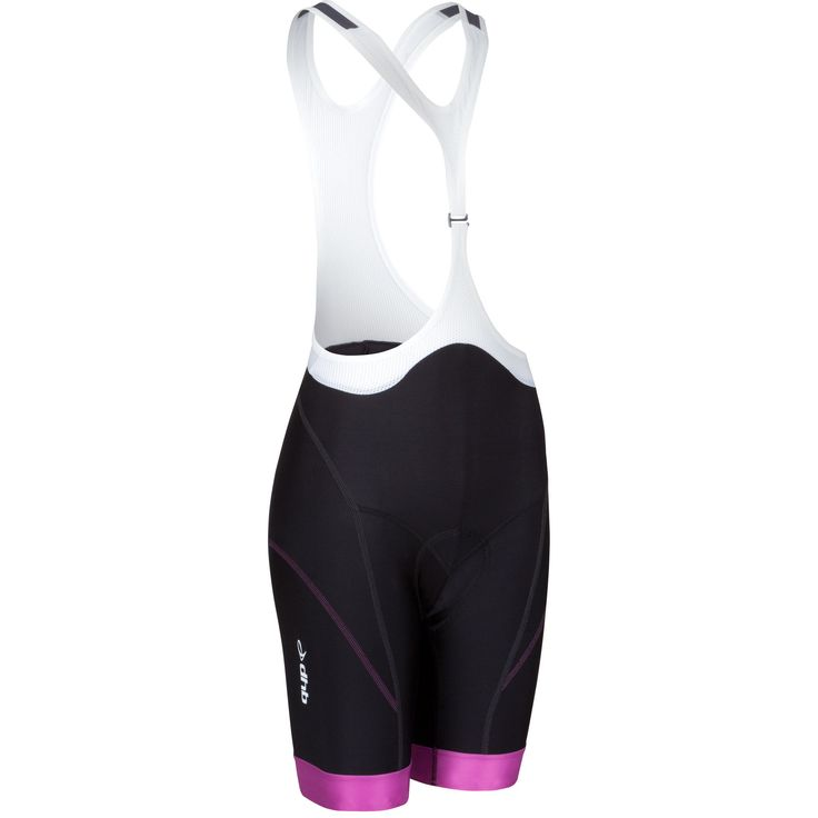 wiggle.com.au | dhb Women's Aeron Pro Clip Cycling Bib Shorts | Lycra Cycling Shorts