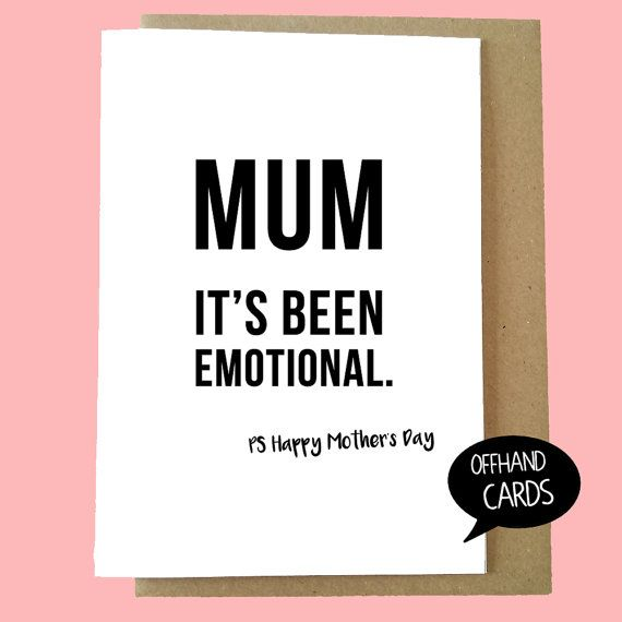 11 best Mother\u0027s Day Cards 2017 images on Pinterest Card stock