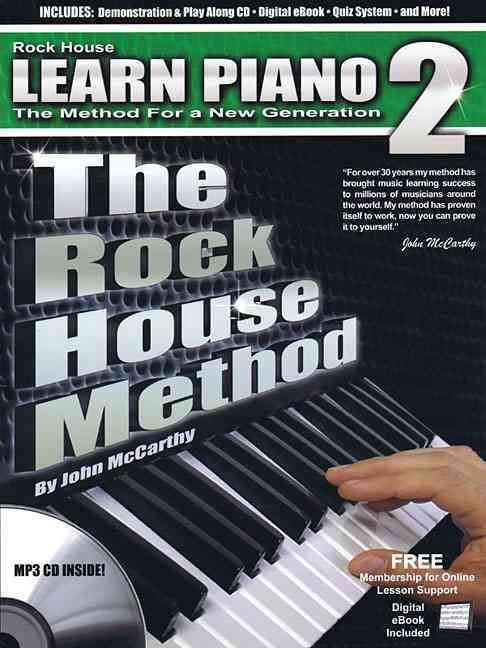 What is the best book to learn piano from home? : piano