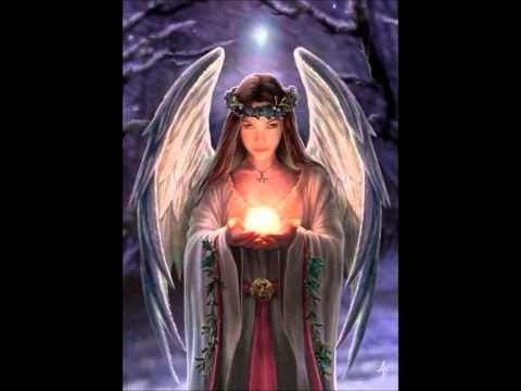 Stamera - Anjos e afins: Arcanjo Ariel